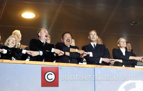 Alex Salmond, Hrh Prince Tunku Imran and Prince Edward 2