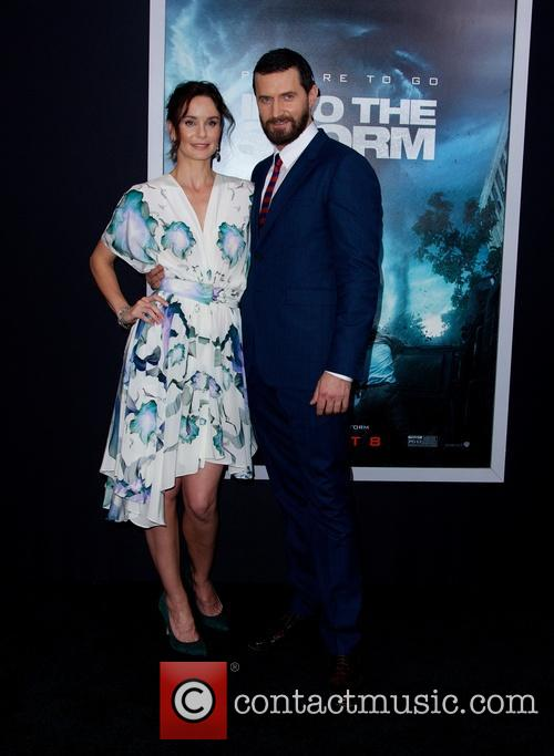 Sarah Wayne Callies and Richard Armitage 2