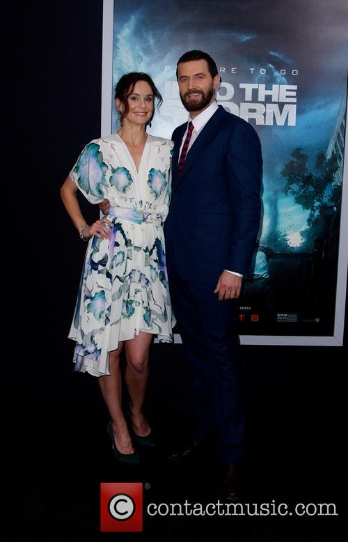 Sarah Wayne Callies and Richard Armitage 3