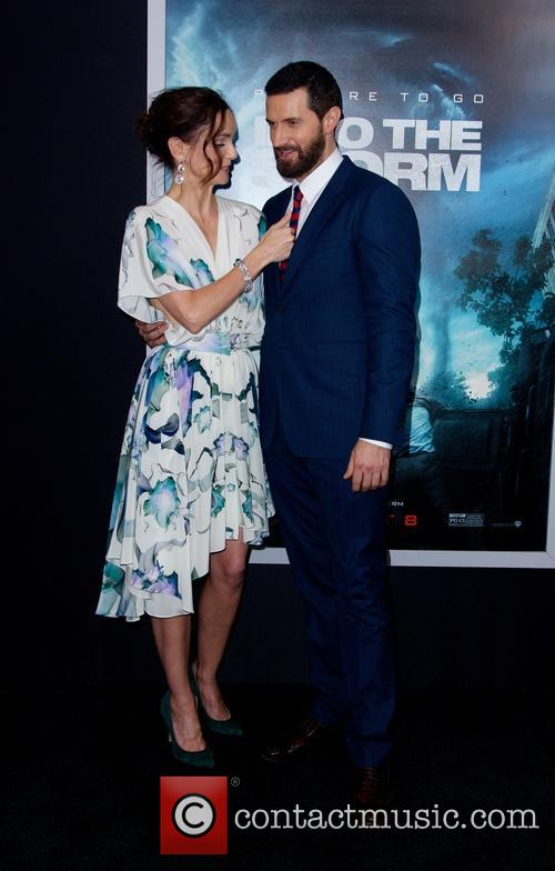 Sarah Wayne Callies and Richard Armitage