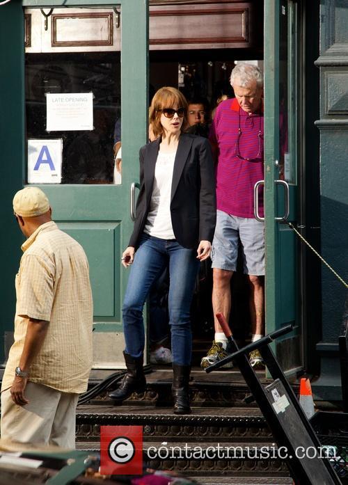 Nicole Kidman in NYC