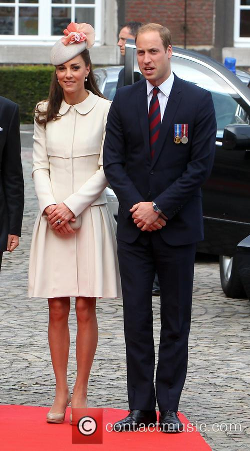 Prince Willam and Kate Middleton