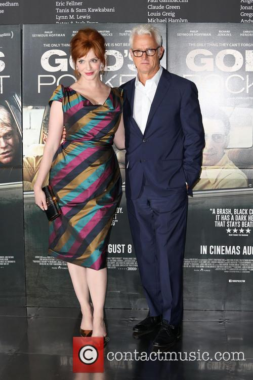Christina Hendricks and John Slattery 5