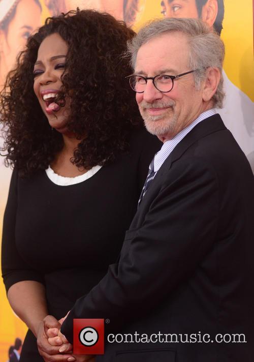 Oprah Winfrey and Steven Spielberg 5