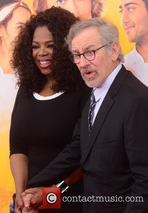 Oprah Winfrey and Steven Spielberg 7