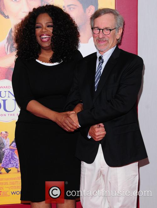 Oprah Winfrey and Steven Spielberg 8