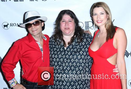 Corey Feldman and Sheena Metal 8