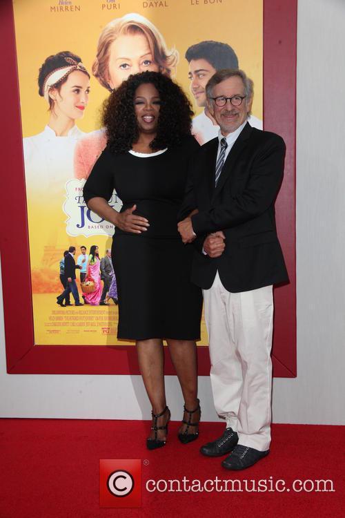 Oprah Winfrey and Steven Spielberg 10