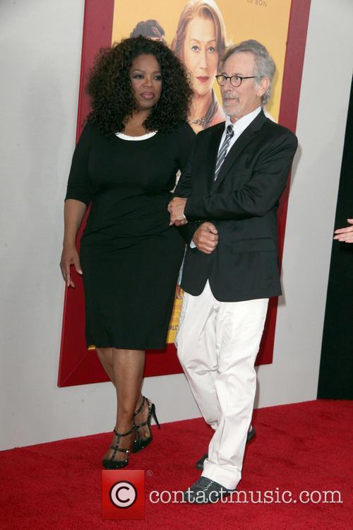 Oprah Winfrey and Steven Spielberg 11