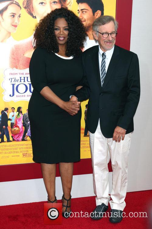 Oprah Winfrey and Steven Spielberg 3