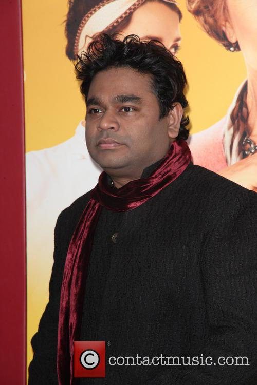Composer and A. R. Rahman 3