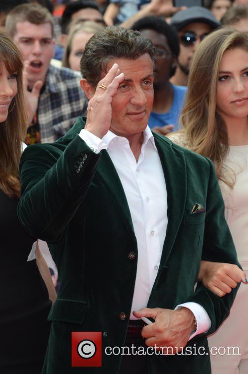 Sylvester Stallone 10