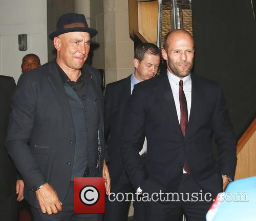 Vinnie Jones and Jason Statham 1
