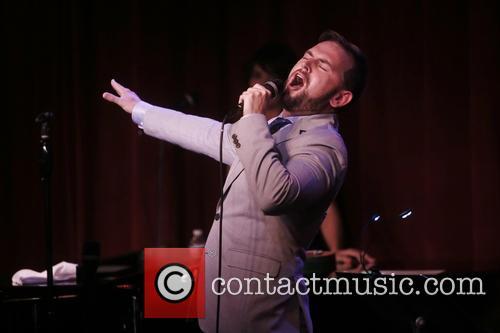 Daniel Reichard Broadway at Birdland concert