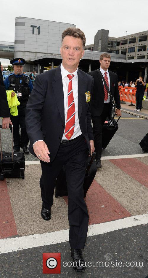 Manchester United and Louis Van Gaal 1
