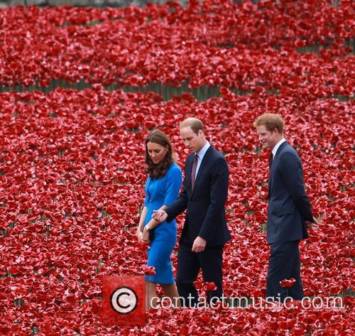 Prince William, William Duke of Cambridge, Catherine Duchess of Cambridge, Kate Middleton and Prince Harry 4