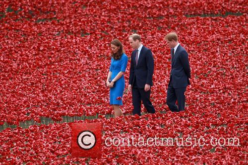 Prince William, William Duke of Cambridge, Catherine Duchess of Cambridge, Kate Middleton and Prince Harry 5