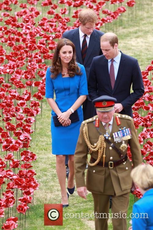 Prince William, Duke of Cambridge, Catherine, Duchess of Cambridge, Prince Harry