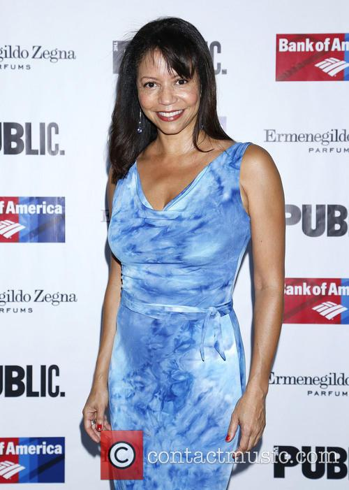 Gloria Reuben, Delacorte Theater,