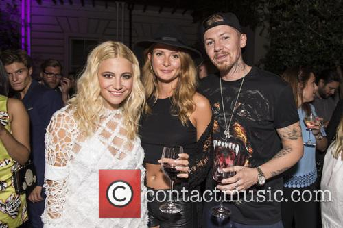Pixie Lott album release party