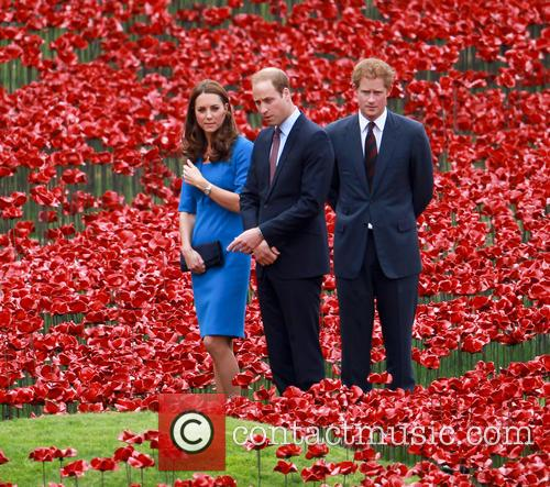 Prince William, William Duke of Cambridge, Catherine Duchess of Cambridge, Kate Middleton and Prince Harry 7