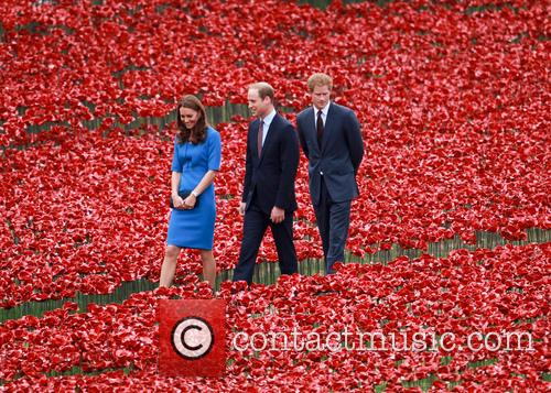 Prince William, William Duke of Cambridge, Catherine Duchess of Cambridge, Kate Middleton and Prince Harry 9