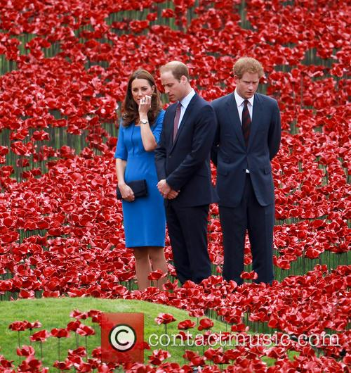 Prince William, William Duke of Cambridge, Catherine Duchess of Cambridge, Kate Middleton and Prince Harry 10