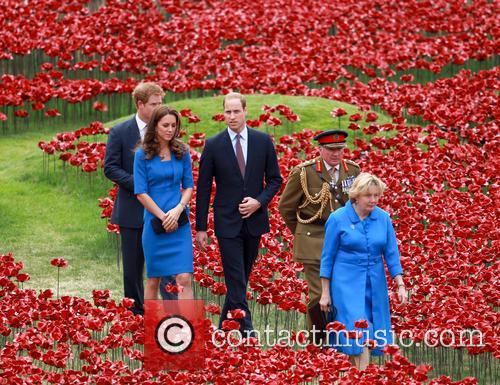 Prince William, William Duke of Cambridge, Catherine Duchess of Cambridge, Kate Middleton and Prince Harry 11