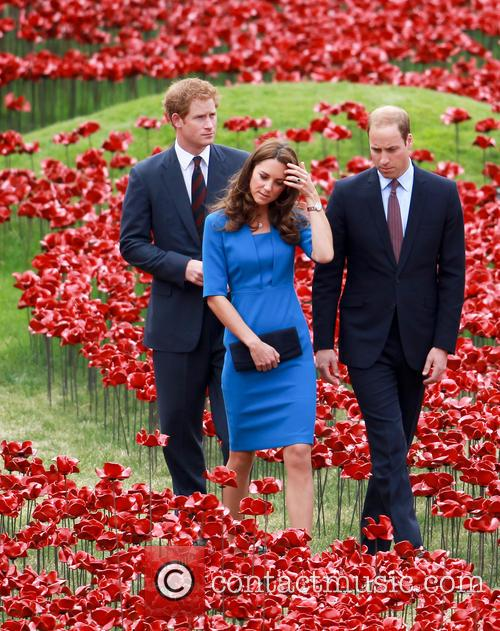 Prince William, William Duke of Cambridge, Catherine Duchess of Cambridge, Kate Middleton and Prince Harry 12