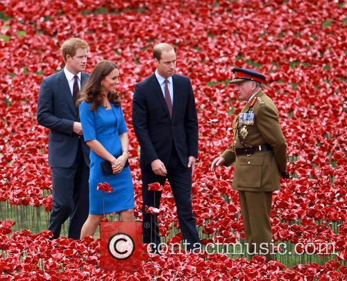 Prince William, William Duke of Cambridge, Catherine Duchess of Cambridge, Kate Middleton and Prince Harry 13