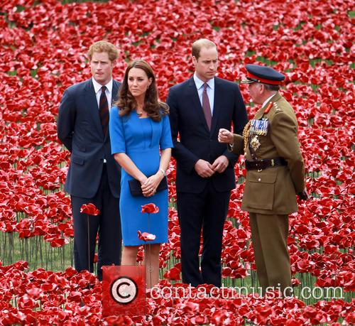 Prince William, William Duke of Cambridge, Catherine Duchess of Cambridge, Kate Middleton and Prince Harry 14