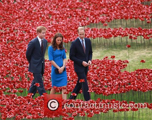 Prince William, William Duke of Cambridge, Catherine Duchess of Cambridge, Kate Middleton and Prince Harry 15