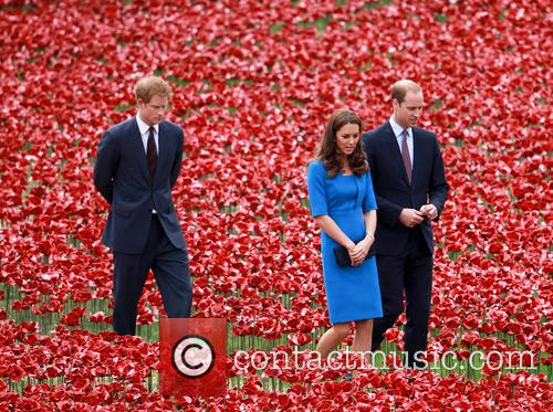 Prince William, William Duke of Cambridge, Catherine Duchess of Cambridge, Kate Middleton and Prince Harry 17