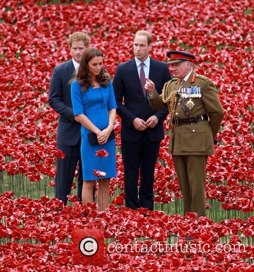 Prince William, William Duke of Cambridge, Catherine Duchess of Cambridge, Kate Middleton and Prince Harry 18