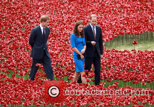 Prince William, William Duke of Cambridge, Catherine Duchess of Cambridge, Kate Middleton and Prince Harry 20
