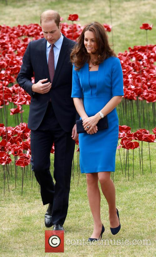 Prince William, William Duke of Cambridge, Catherine Duchess of Cambridge and Kate Middleton 7