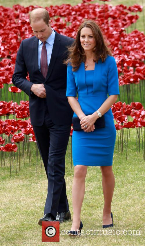 Prince William, William Duke of Cambridge, Catherine Duchess of Cambridge and Kate Middleton 1