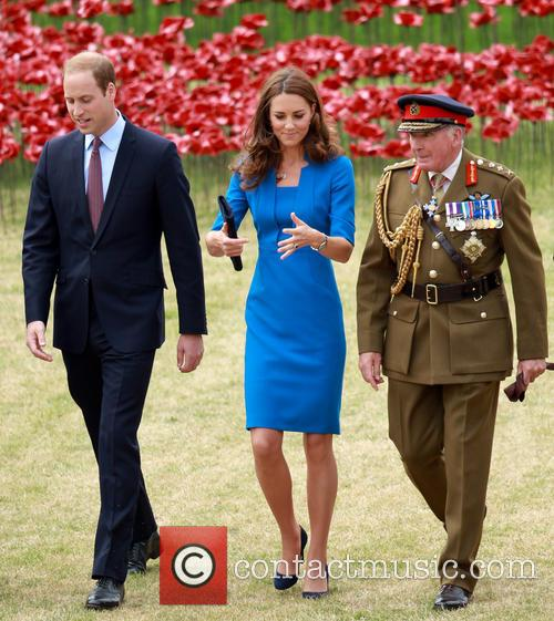 Prince William, William Duke of Cambridge, Catherine Duchess of Cambridge and Kate Middleton 8