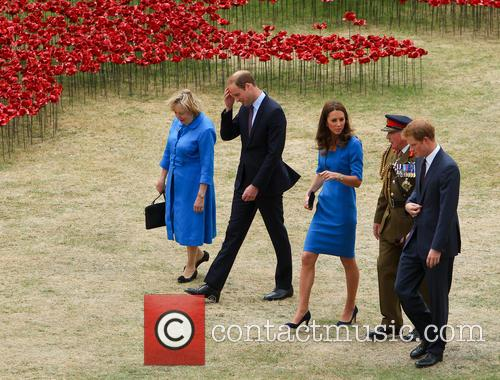 Prince William, William Duke of Cambridge, Catherine Duchess of Cambridge, Kate Middleton and Prince Harry 24