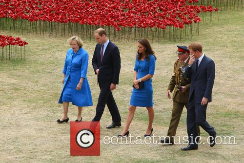 Prince William, William Duke of Cambridge, Catherine Duchess of Cambridge, Kate Middleton and Prince Harry 26