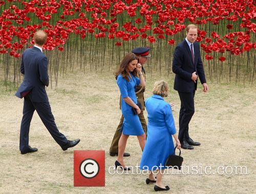Prince William, William Duke of Cambridge, Catherine Duchess of Cambridge, Kate Middleton and Prince Harry 22