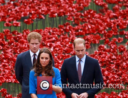 Prince William, William Duke Of Cambridge, Catherine Duchess Of Cambridge, Kate Middleton and Prince Harry 3