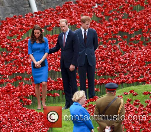 Prince William, William Duke Of Cambridge, Catherine Duchess Of Cambridge, Kate Middleton and Prince Harry 4