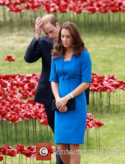 Prince William, William Duke of Cambridge, Catherine Duchess of Cambridge and Kate Middleton 1