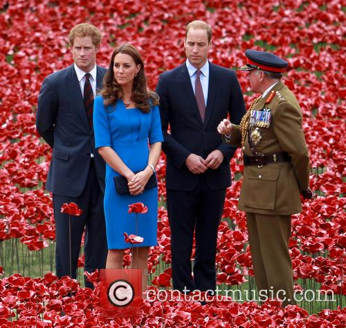 Prince William, William Duke of Cambridge, Catherine Duchess of Cambridge, Kate Middleton and Prince Harry 18