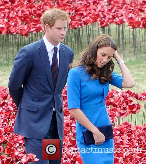 Kate Middleton, Prince Harry, Catherine and Duchess Of Cambridge 6