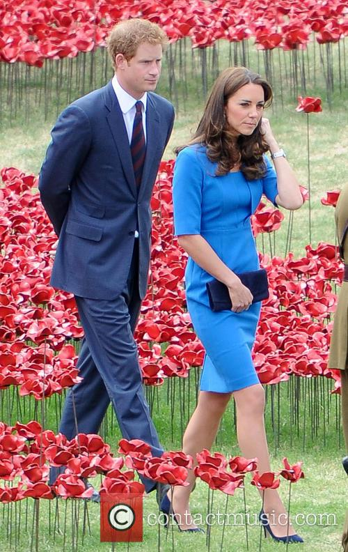 Kate Middleton, Prince Harry, Catherine and Duchess Of Cambridge 7