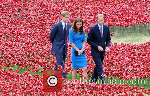 Kate Middleton, Prince William, Prince Harry, Catherine and Duchess Of Cambridge 3