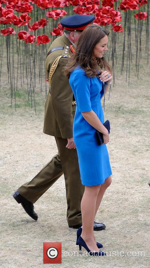 Kate Middleton, Sir Richard Dannatt, Catherine and Duchess Of Cambridge 10