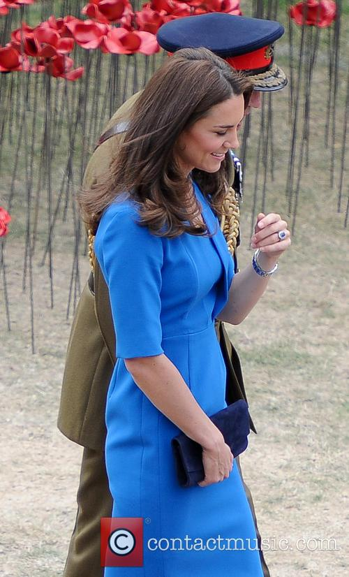 Kate Middleton, Sir Richard Dannatt, Catherine and Duchess Of Cambridge 11